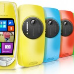המצאה מחדש: Nokia 3310  מופיע עם מצלמה PureView 41MP ו-Windows Phone