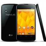עכשיו זה רשמי : LG Nexus 4 עם מעבד מרובע ליבה וב-300$ בלבד