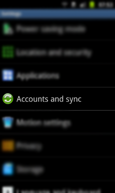 account-and-sync