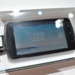 Fujitsu מציגה סמארטפון עם מעבד ארבע-ליבתי Tegra 3