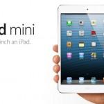 הוכרז : iPad mini עם מסך 7.9 אינצ' - יגיע בשני לנובמבר